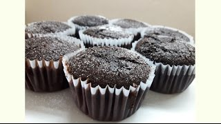 ช็อกโกแลตคัพเค้ก(Chocolate Cupcakes)