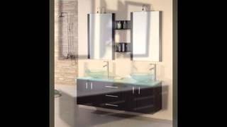 Floating Wall Mount Bathroom Vanities