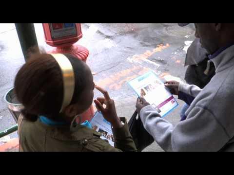 Street Team Effort for Assurance Wireless from Massivemedia