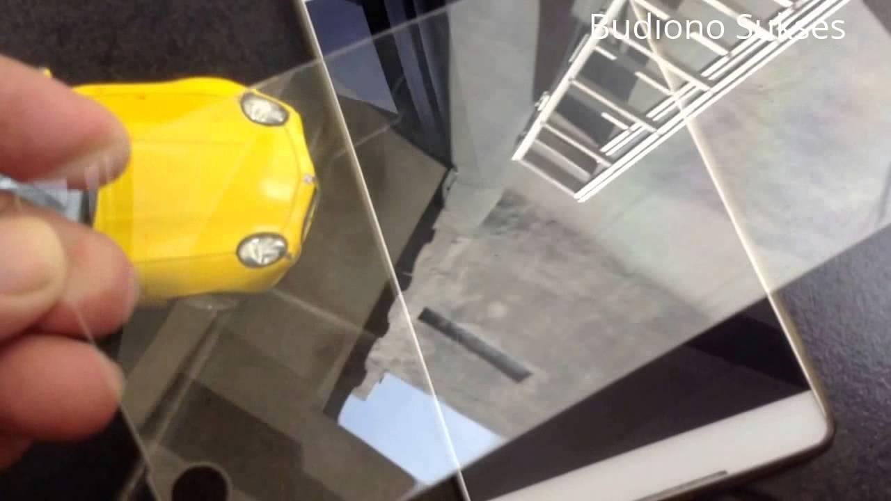 Gorilla Glass Crack - YouTube