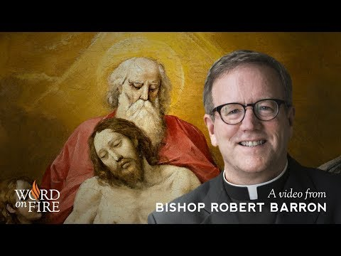 Bishop Barron on the Meaning of the Trinity