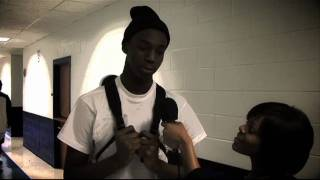 Canadian phenom Andrew Wiggins chats with CourtCred.com