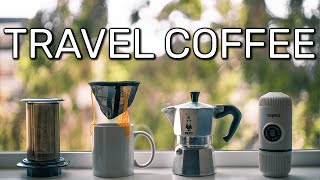 THIS is How You Make Coffee On…