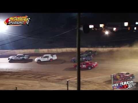 Thunder @ Wartburg Speedway (9-8-18)