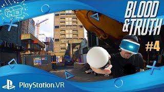Blood & Truth / Playstation VR ._. #4 / lets play / deutsch / german