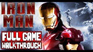 IRON MAN Full Game Walkthrough - No Commentary (Marvel's Iron Man Full Game) #IronManGame