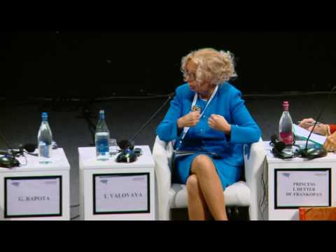 Session I: The geopolitical map of Greater Eurasia in movement