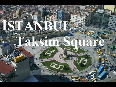 Turkey/İstanbul (Walking tour:Taksim Square) Part 59