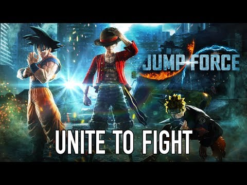 JUMP Force - PS4/XB1/PC - Unite To Fight ( E3 Announcement Trailer Italiano)