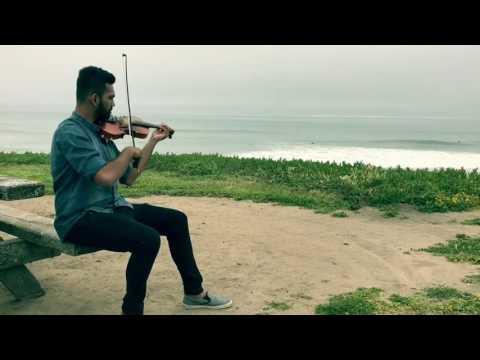 Snegithane Violin Cover
