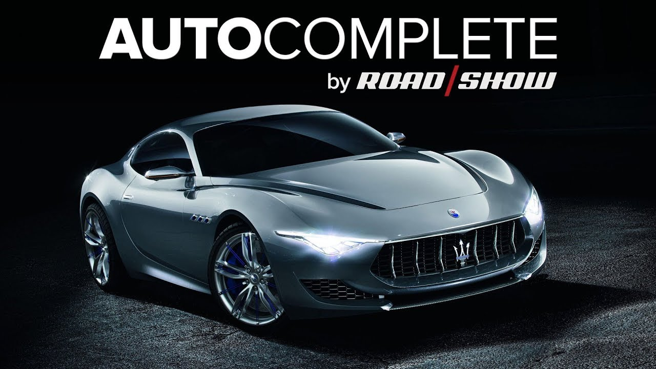 AutoComplete: Maserati plans to kill the GranTurismo, replace it with an electrified car by 2020.