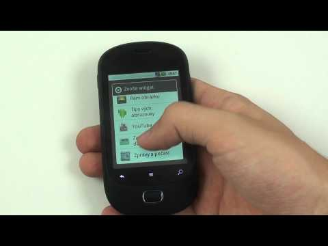 T-Mobile Move - OS Android 2.2