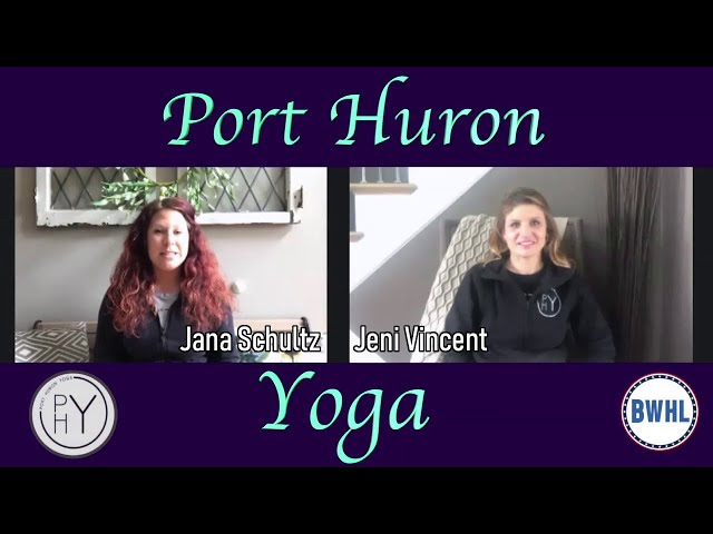 Staying Fit Online with Port Huron Yoga