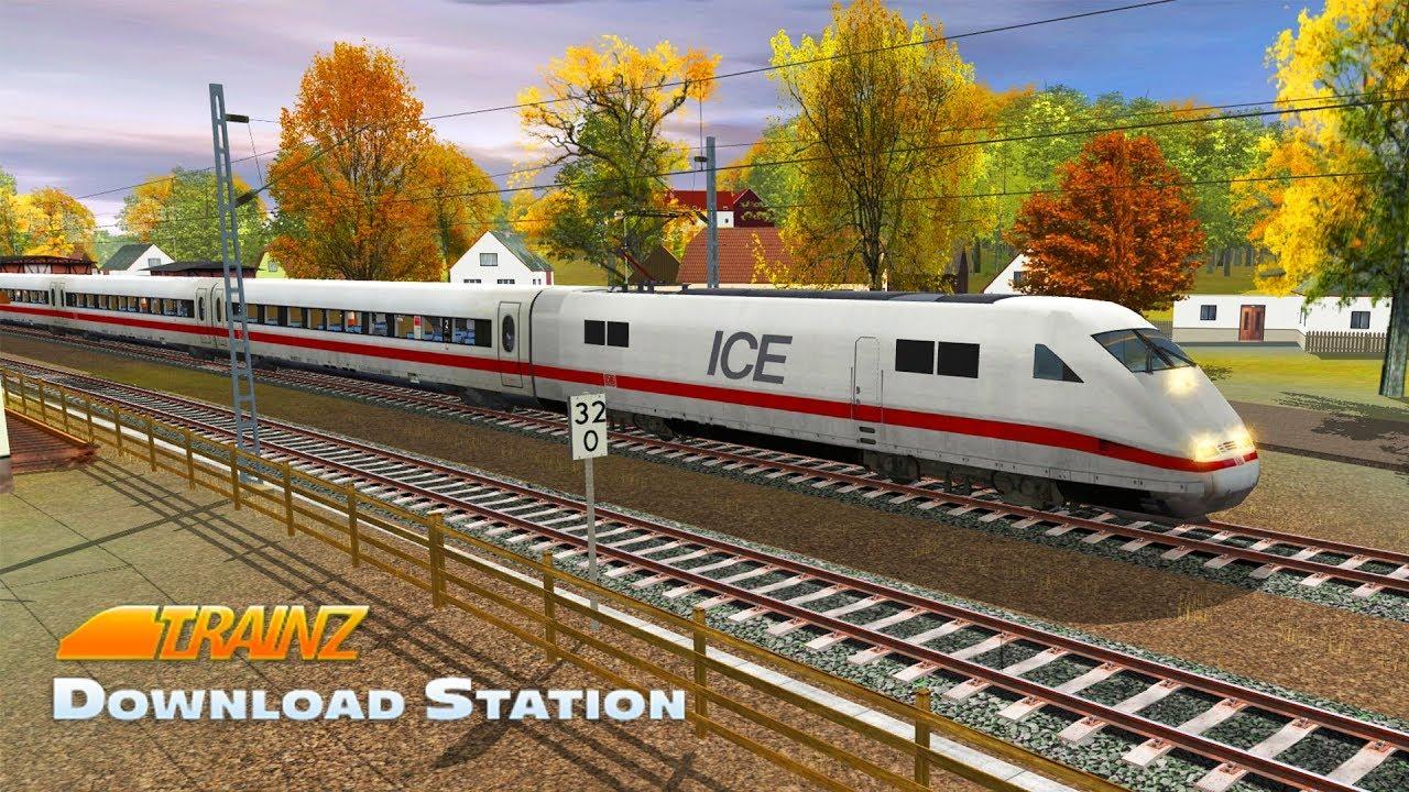 Trainz A New Era [ DLS Add-On ] - DB ICE 1 Class 401