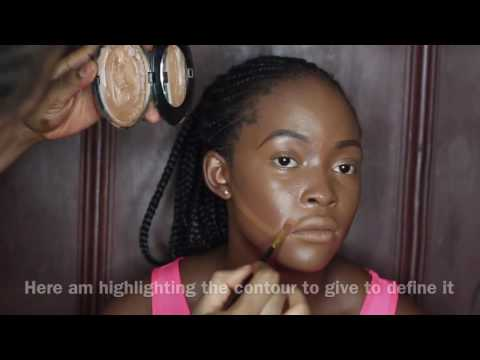 NIGERIAN BRIDAL MAKEUP TUTORIAL