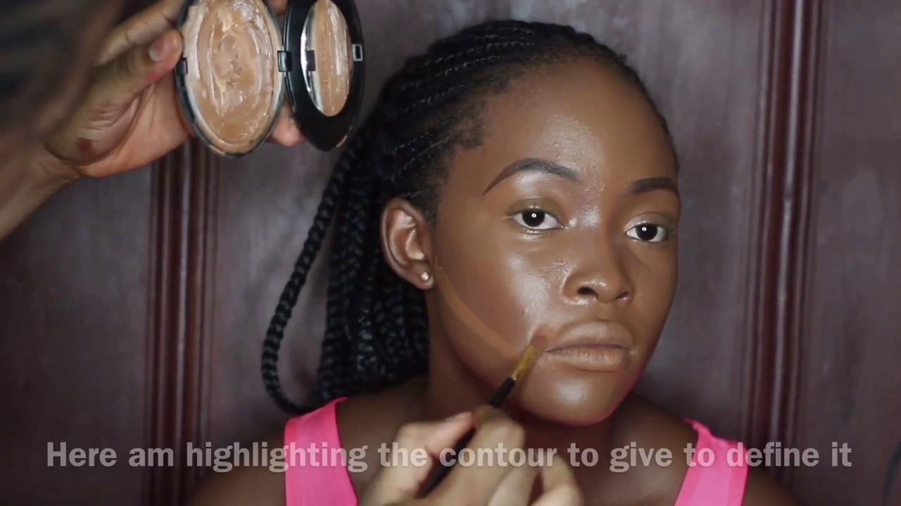 Nigerian Bridal Makeup Tutorial Youtube