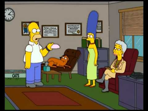 The Simpsons Season 14 Deleted Scene From The Episode Old