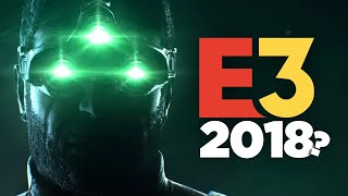 10 Heavily Rumoured Video Games We Want To See At E3 2018