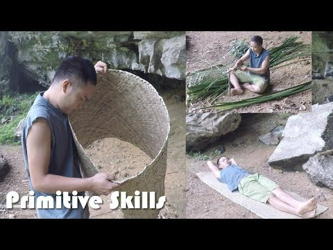 Primitive Skills: Building a Sleep Mat