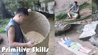 Primitive Skills: Building a Sleep Mat