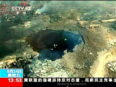 Chat #8: BREAKING: Tianjin Explosion Predicted Exactly One Year Ago!