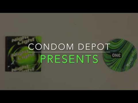 glow in the dark condom youtube