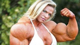 5 Krasse Weibliche Bodybuilder!