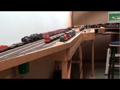 Southern Pacific Railroad in the Cascades - Adding Cab Forward Helpers