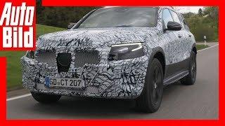 Mercedes-Benz EQC (2019) Erste Fahrt/Details/Erklärung