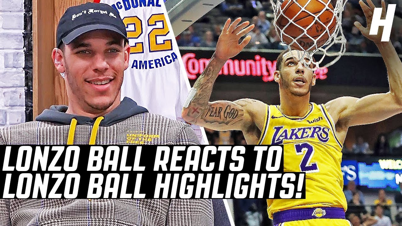 Lonzo Ball Highlights ...
