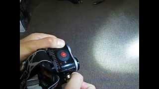Видео обзор аккумуляторного фонарика Led lenser XEO 19R(Новый аккумуляторный сверхмощный светодиодный налобный фонарь Led lenser XEO 19R. Фонарик можно использовать..., 2015-03-29T14:34:08.000Z)
