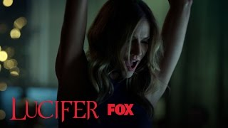 Lucifer Spots His Mom Dancing At LUX | Season 2 Ep. 3 | LUCIFER