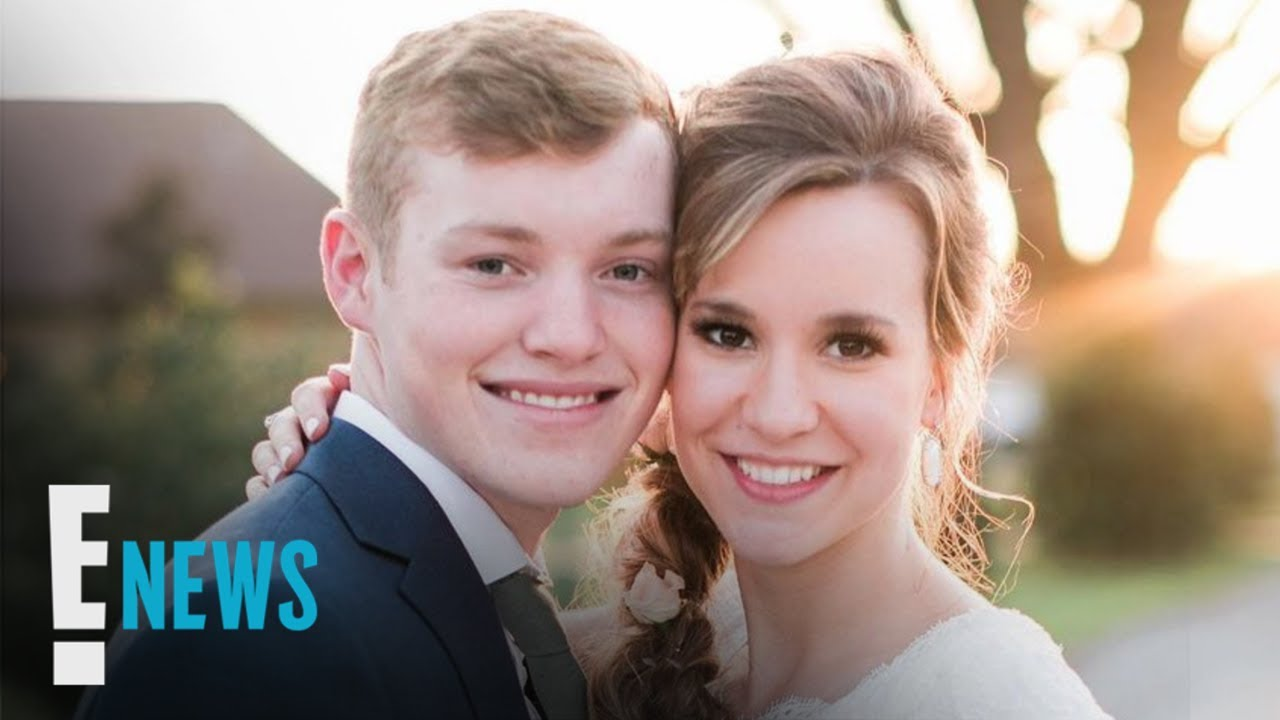"""Counting On's"" Justin Duggar & Claire Spivey Are Married"