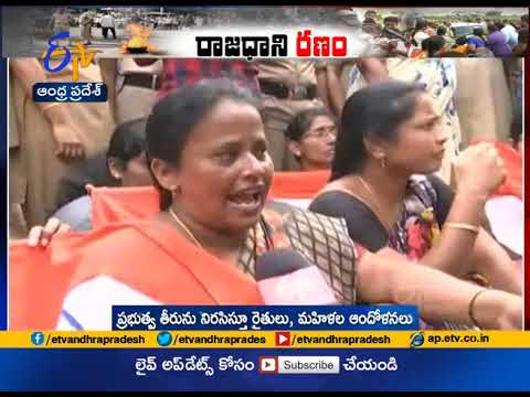 Farmers protests continues