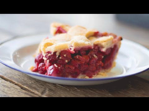 Simple Cherry Pie