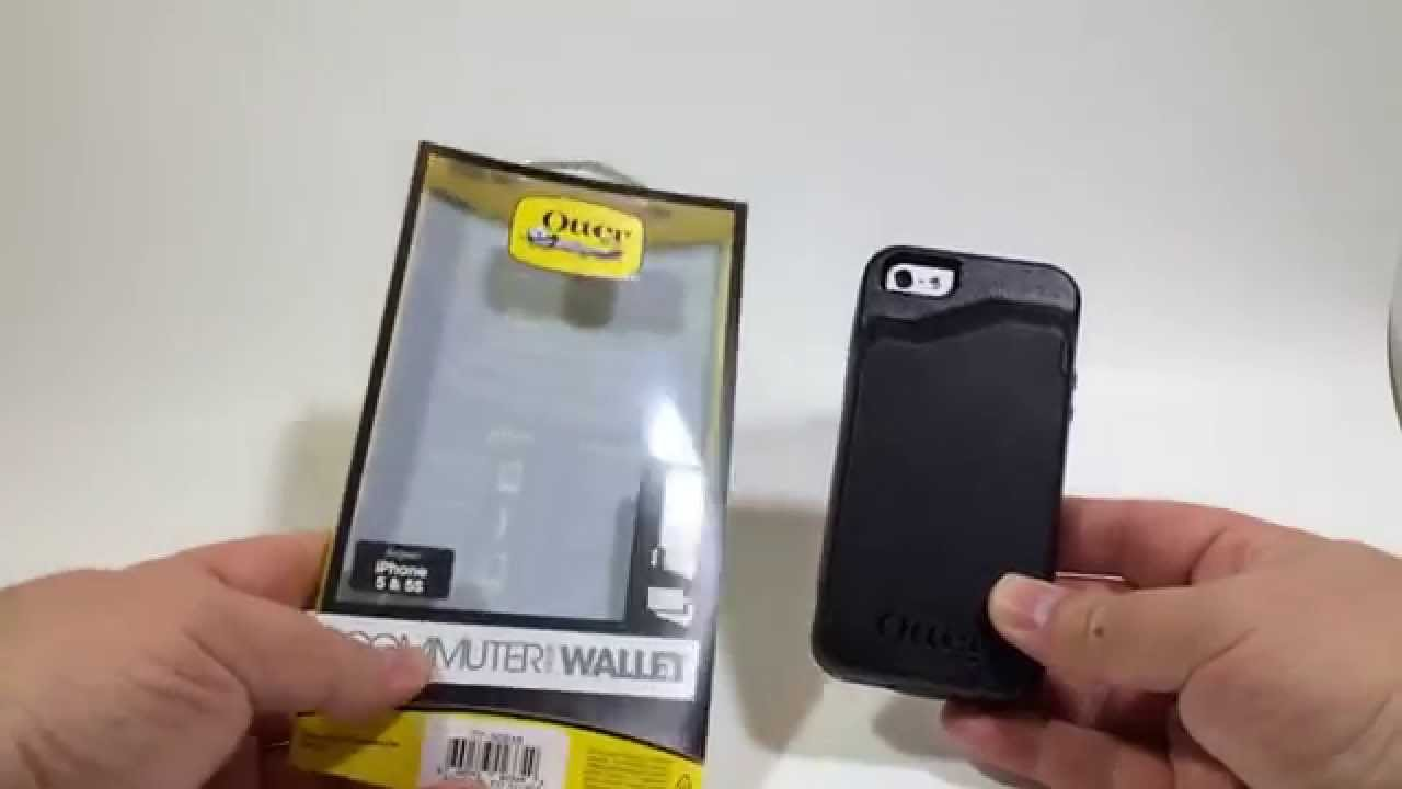 check out e5535 080b8 Otterbox Commuter Wallet Case for Apple iPhone 5/5S Review @Otterbox