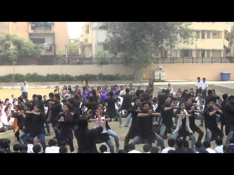 Street Play at Ambience Public School New Delhi by Ashmita Theatre Group