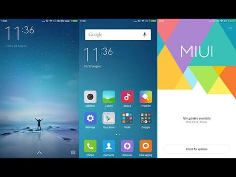 How To Enable Display Pop-up Window MIUI
