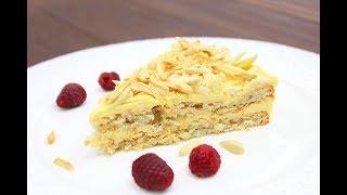 МИНДАЛЬНЫЙ ТОРТ из ИКЕА / Gluten-free Almond Cake