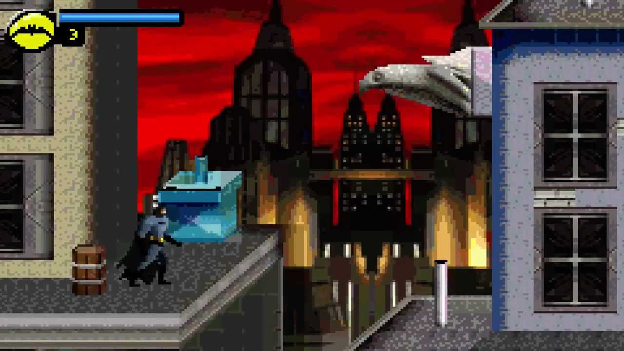 Batman: Vengeance GBA ROM #2