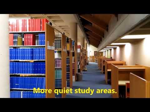 Oregon Tech Klamath Falls Campus Library Tour