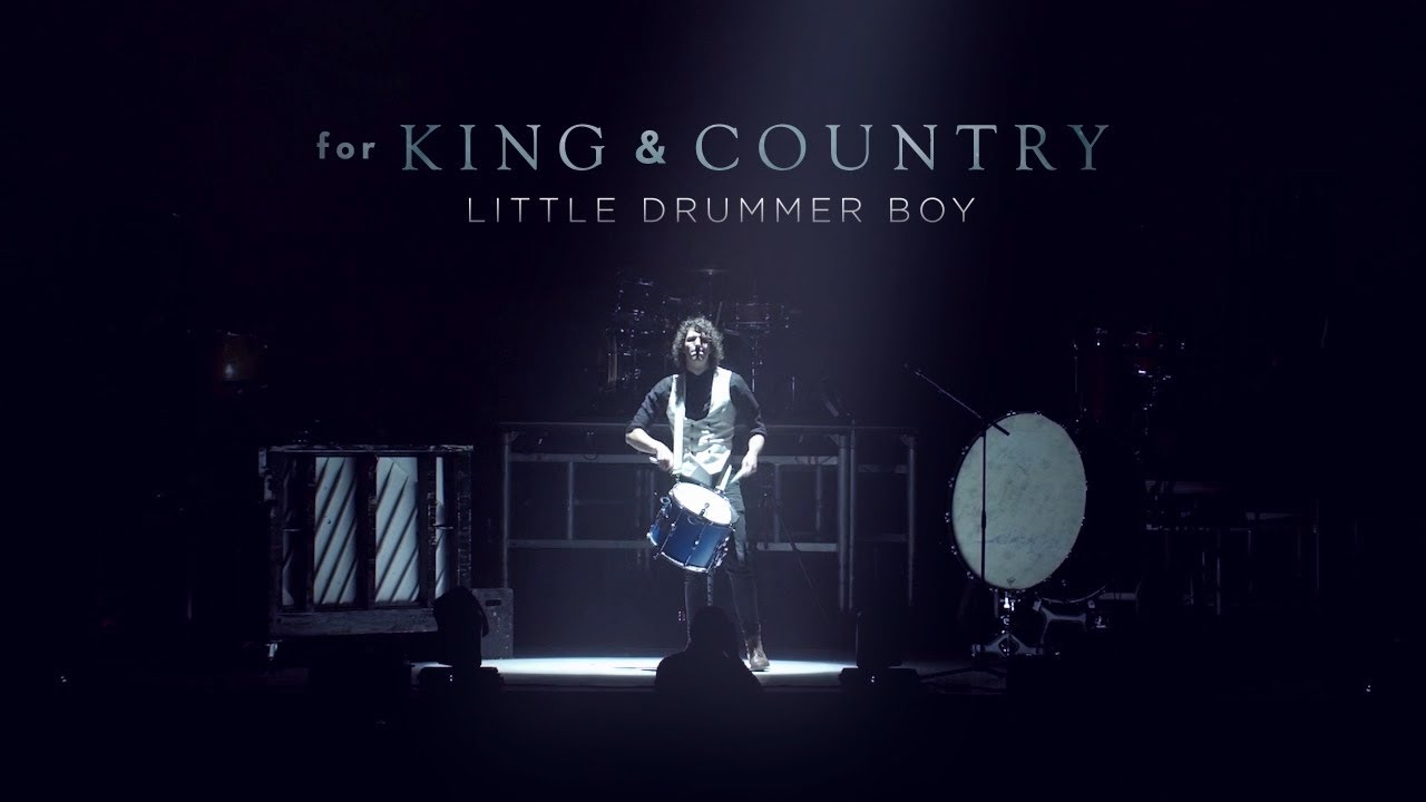 For King And Country Christmas.For King Country Little Drummer Boy Live From Phoenix
