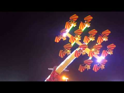 Amazing Rides in Global Village Dubai 2018