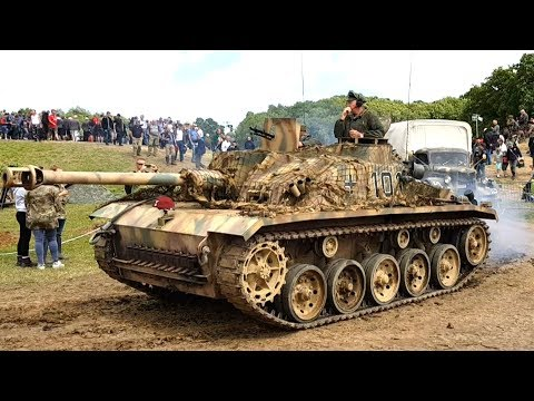 World's Largest Military Vehicle Show - War and Peace Revival 2017