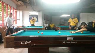 Parranda vs estuar pool bola 9 gran prix