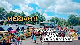 MERIAH!!! KOPDAR 1ST ANNIVERSARY CMIC JEMBER AREA PG SEMBORO PART2