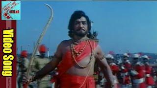 Punya Bhoomi Naa Desham Video Song || Major Chandrakanth Movie