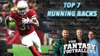 Fantasy Football 2016 - Top 15 Running Backs Part 1 - Ep. #233