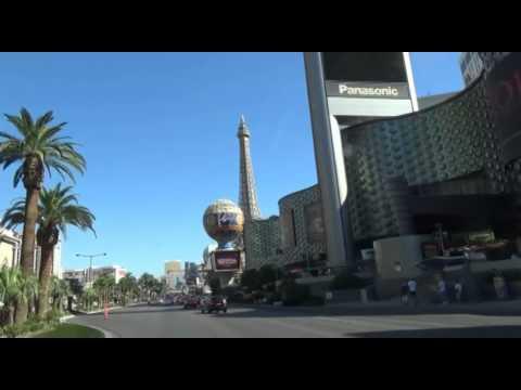 Las Vegas StripTropicana to Flamingo