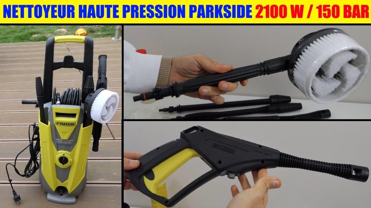 Nettoyeur Haute Pression Lidl Parkside Phd 150 D3 Pressure Washer